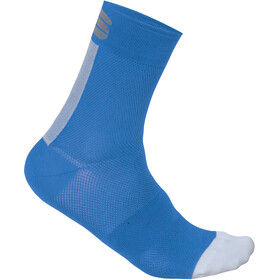 Sportful Bodyfit Pro 12 Socks Women Parrot Blue/White